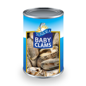 Baby Clams   Molina & Sons (PHILS.) Inc.